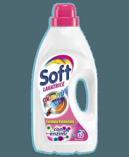 Soft Detersivo Lavatrice liquido 2,5 lt 32 lavaggi