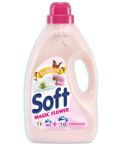 SOFT Ammorbidente 3 lt