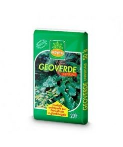 Terriccio Universale Geoverde (50%) 20 lt