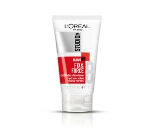 L'Oreal Studio Line Fix & Force Gel Multi-Vitaminico Fissaggio Iperforte