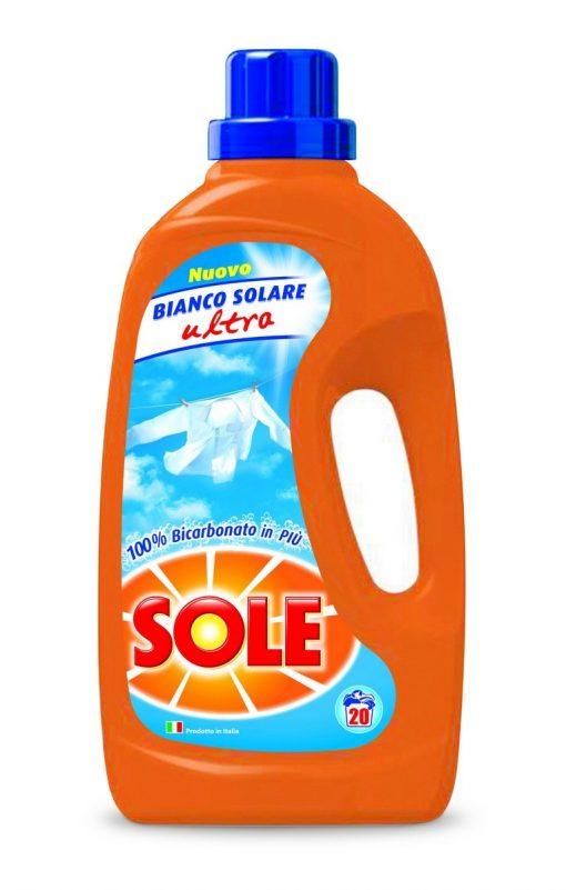 Sole Liquido Bianco Solare Ultra - 20 misurini