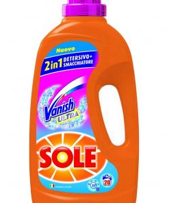 Sole Liquido con Vanish 20 misurini