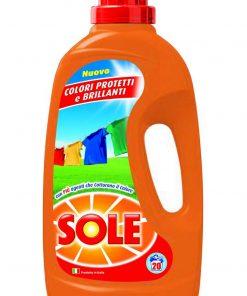 Sole Liquido Colori Protetti e Brillanti - 20 misurini