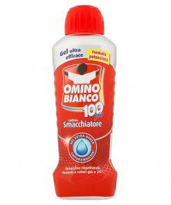Omino Bianco - Additivo Smacchiatore, Gel Extra Denso - 900 ml