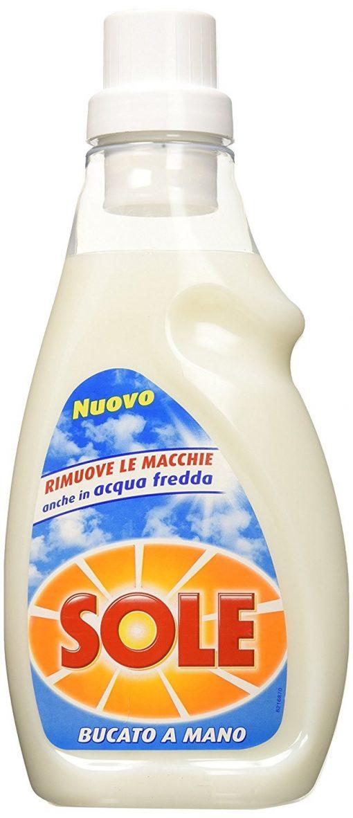 Sole Detersivo Liquido per Bucato a Mano - 750 ml