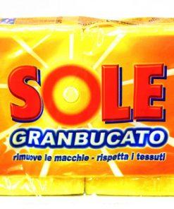 Sole Sapone GranBucato 2 pezzi 600 gr