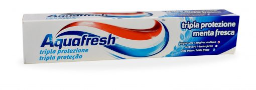 Aquafresh Dentifricio Triple Action 75 ml