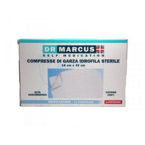 Dr Marcus Garza Compresse 12 pezzi 18x40