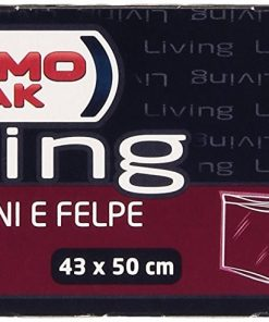 Domopak - Living, Custodie Maglioni e Felpe 43x50 cm - 5 Custodie