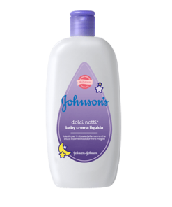 JOHNSON'S® baby Crema Liquida Dolci Notti 300 ml