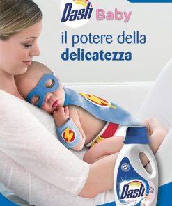 Dash Baby 18 lavaggi