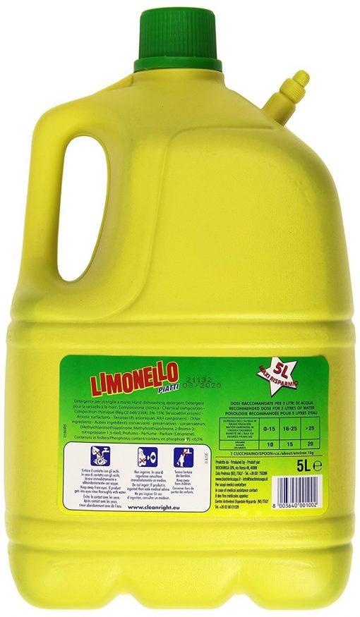 Limonello Piatti 5 lt