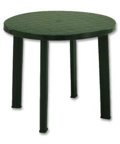 Tavolo rotondo Verde Tondo Progarden