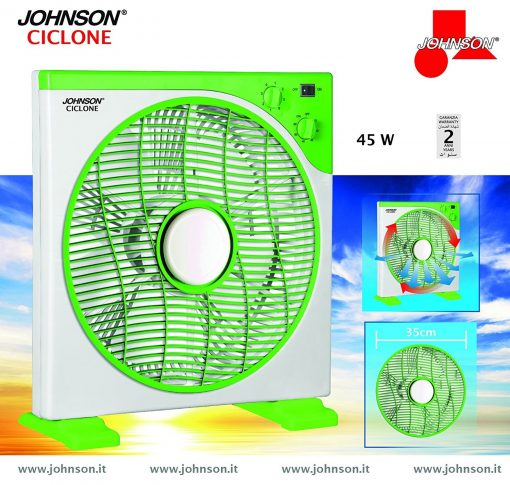 Ventilatore Ciclone Johnson