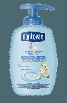 Mantovani sapone liquido neutro 300 ml piazza mercato casa - Sapone neutro per pulizie casa ...