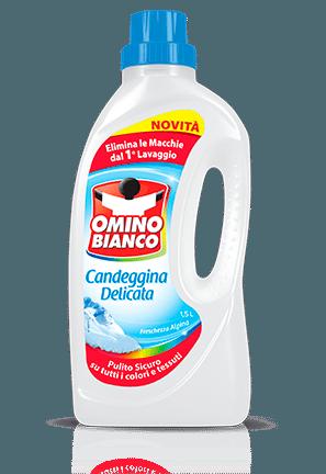 Omino Bianco Candeggina Delicata 1,5 lt