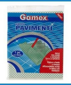 Panno Paviemento Stampato 1 pezzo Gamex
