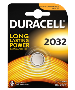Duracell Batteria A Bottone 2032
