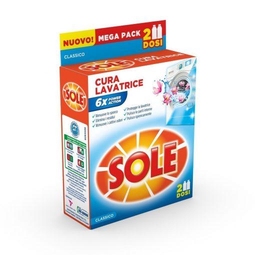 Sole Cura lavatrice 250 ml 2 pezzi