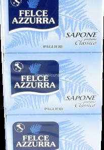 Sapone Felce Azzurra Classico 100 gr 3 pezzi