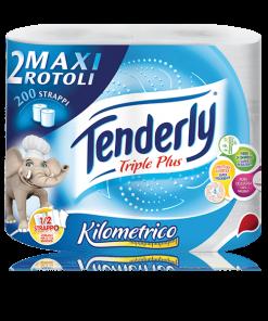 Tenderly Kilometrico Asciugoni 2 pezzi