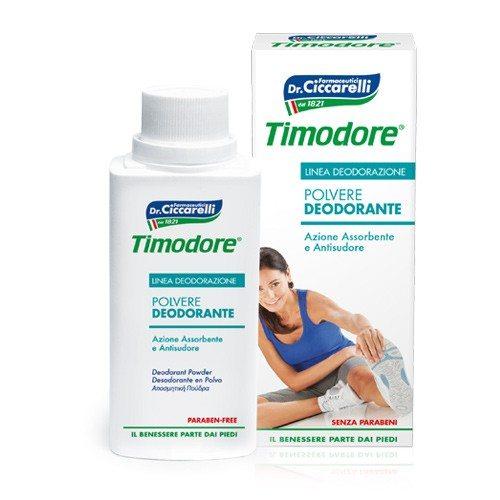 Timodore Polvere Deodorante 75 ml Dr Ciccarelli