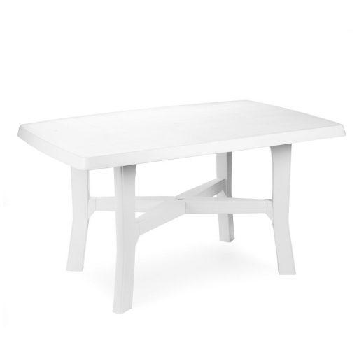 Tavolo rettangolare a gambe collegate Rodano Progarden