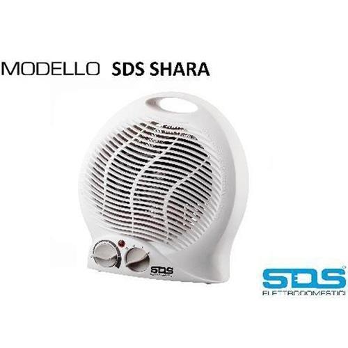 SDS Termoventilatore 1000/2000W mod. SAHARA