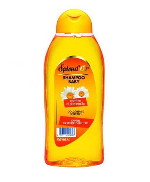 Splend' Or Shampoo Baby 750 ml