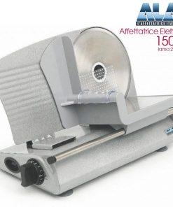 Affettatrice Elettrica 150W ALA SL520 lama 220 mm