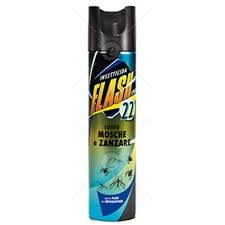 Flash Insetticida Spray Mosche E Zanzare 250 ml