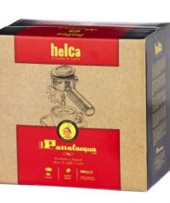 Cialde Caffè Passalacqua Helca - 150 pezzi con Kit