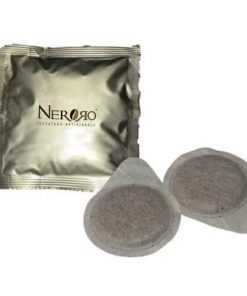 Cialde Caffè NerOro - 50 pezzi con Kit