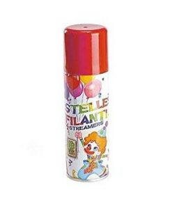 Spray di Stelle filanti