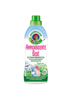 Chanteclair Vert Ammorbidente Bebè 625 ml