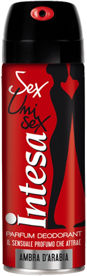 Intesa Deo Corpo Sex Unisex 125 ml