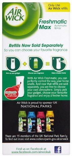 Air Wick Freshmatic Max - Spray automatico + ricarica