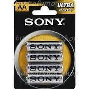 Batterie Sony Stilo (aa) 4 pezzi