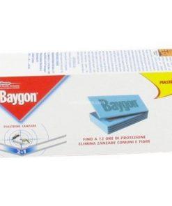 Baygon Piastrine 30 pezzi