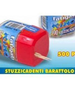 Stuzzicadenti Barattolo 500 pezzi