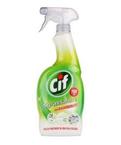 Cif Sgrassatore Spray Con Bicarbonato