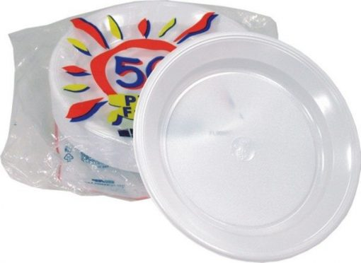Piatti Monouso Frutta E Dessert pezzi 50