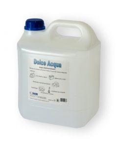 Acqua Demineralizzata 4 lt Dolce Acqua