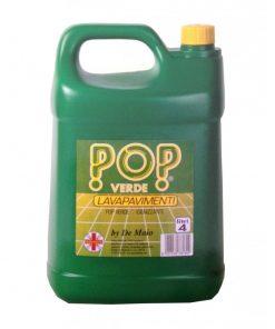 Pop Verde Igienizzante 4 lt