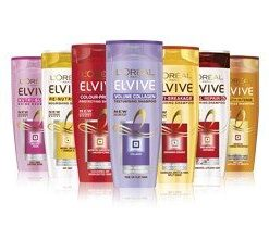 L'Oreal Elvive Shampoo 250 ml