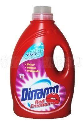Dinamo Lavatrice Red Emotion 28 Lavaggi