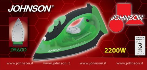 Ferro Da Stiro Drago Johnson 2200 w