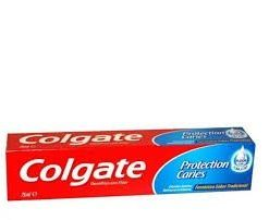 Colgate Protection Caries Dentifricio al Fluoro