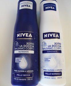 Nivea Balsamo Sotto La Doccia 250 ml