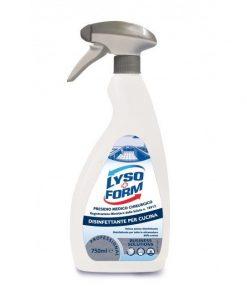 Lysoform Spray Disinfettante Multiuso 750 ml